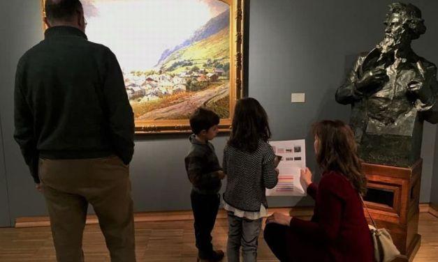Ogni week end il Museo del Divisionismo di Tortona organizza attività didattiche gratuite per le famiglie