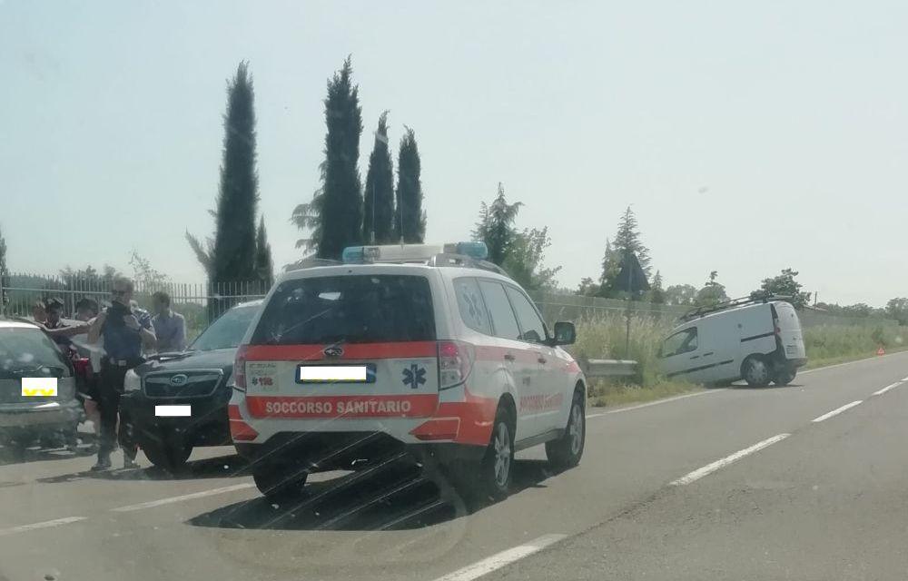 Incidente a Casalnoceto coinvolti due bambini, illesi ma portati per precauzione all'ospedale infantile di Alessandria
