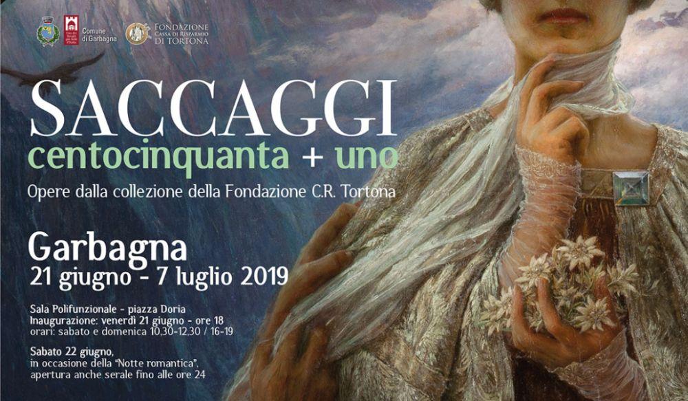 Venerdì a Garbagna si inaugura un' importante mostra di Cesare Saccaggi organizzata dalla Fondazione