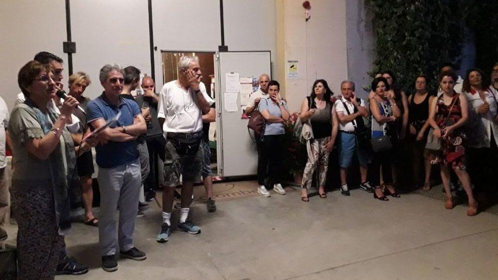 Le immagini della serata di arte e musica a Vho, condotta da Giovanna Franzin