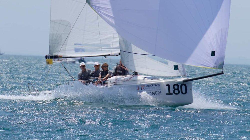 Il dianese Diego Negri medaglia d'argento al campionato europeo di vela