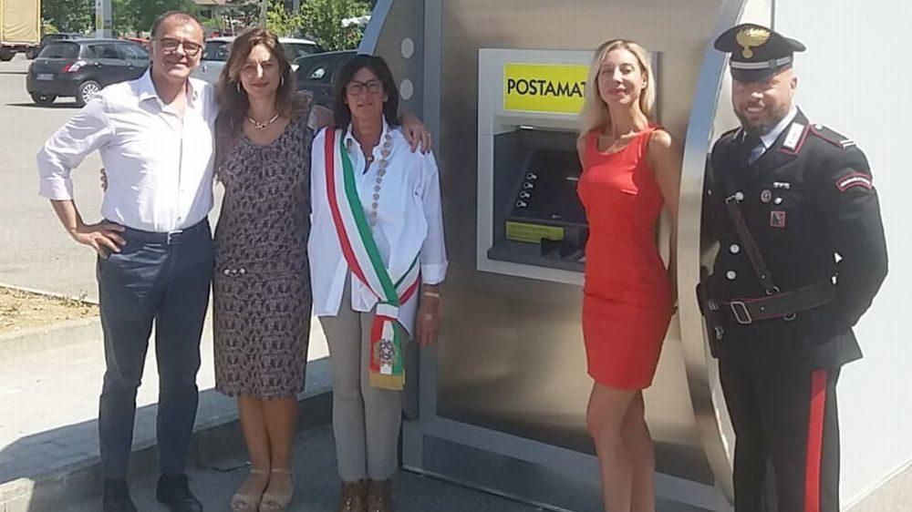 Poste italiane: installati i primi postamat di ultima generazione a Monleale, Casaleggio e Roccaforte