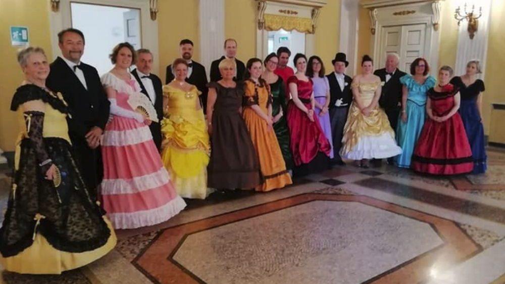 Sabato c'è La Traviata dell'Accademia Perosi a Castello di Brignano Frascata