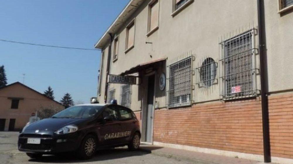 Solero, furto aggravato e favoreggiamento: tre denunciati
