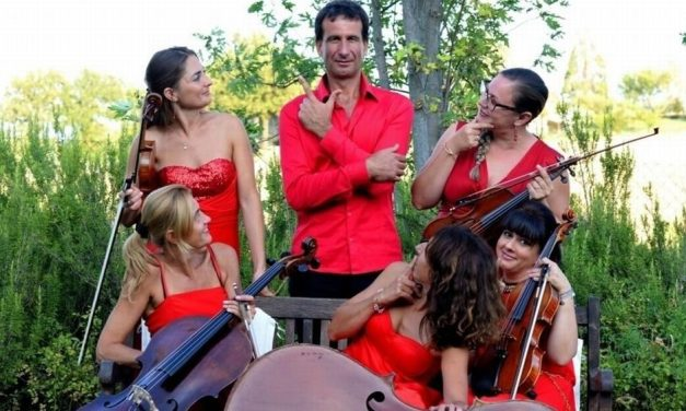 """Sabato torna la grande musica in val Curone con un concerto del gruppo """"Le Muse"""""""