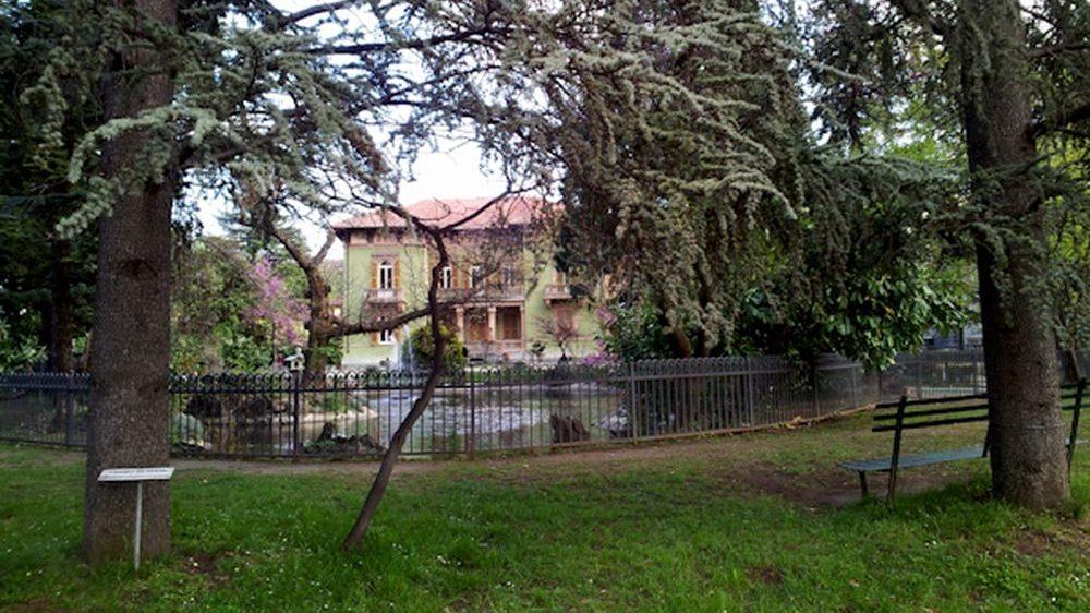 Nuova vita per il parco di Villa Gabrieli a Ovada