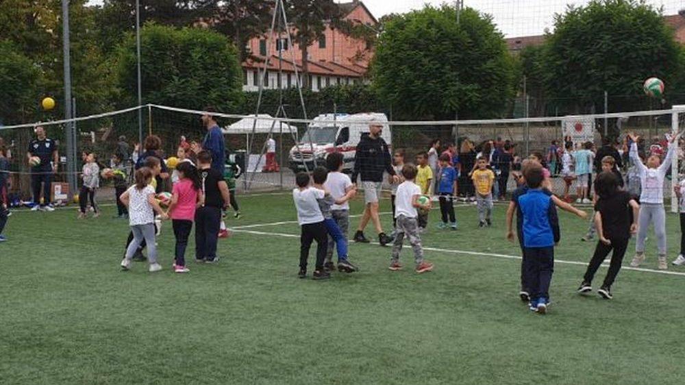 Open day sullo sport nelle scuole di Novi Ligure