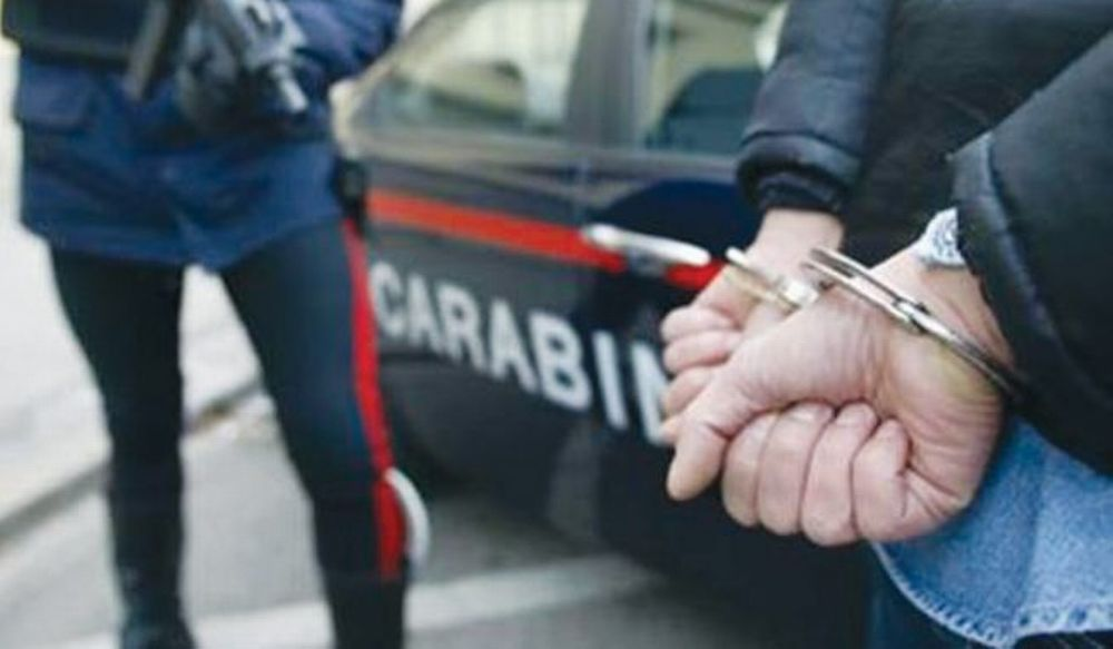 I carabinieri di Taggia arrestano uno con 300 grammi di marijuana