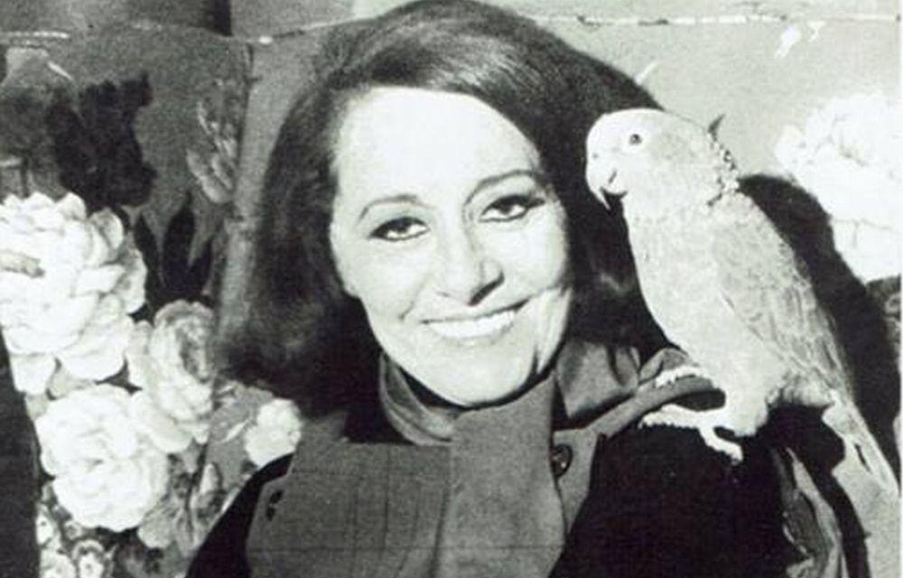 """Personaggi Alessandrini: Carla """"Milly"""" Mignone, l'attrice alessandrina famosa nel mondo"""