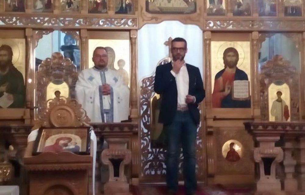 Il Sindaco Chiodi fa visita alla Comunità rumena di Tortona nella parrocchia in via Sada
