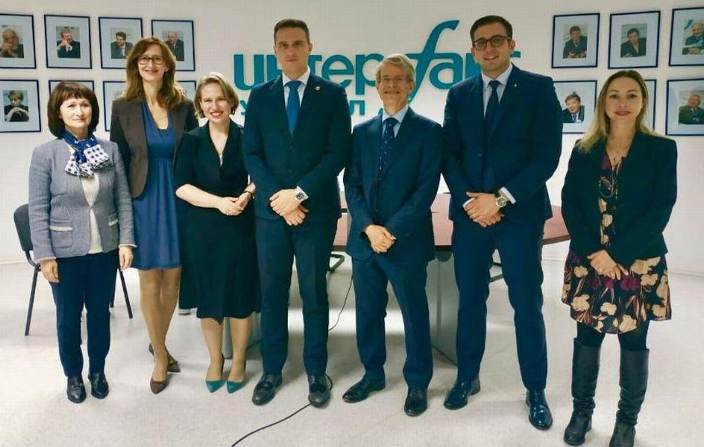 Alessandria presente ad Expotravel 2019,  la Fiera Internazionale sul Turismo  in Russia