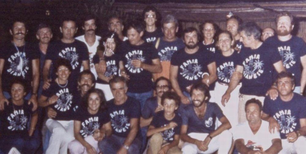 Sabato a Diano marina si celebra il 50esimo anniversario della Famia Dianese