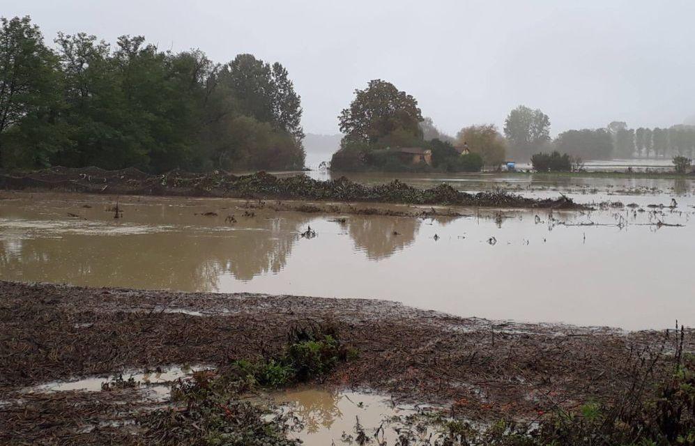 A rischio le semine autunnali: maltempo prolungato e terreni allagati, è allarme