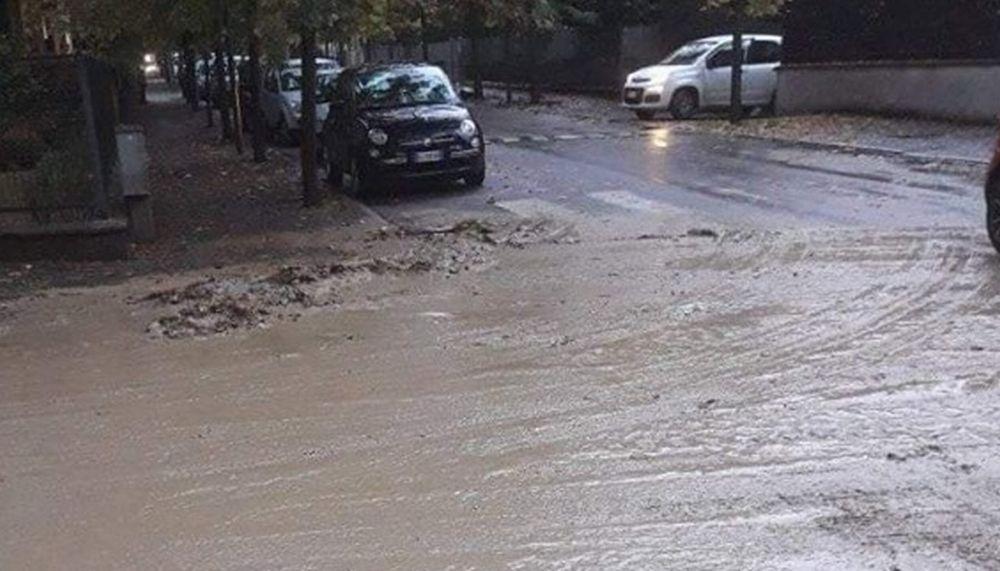 Alcune immagini del maltempo nel Tortonese e  provincia di Alessandria per dare l'idea di ciò che è accaduto