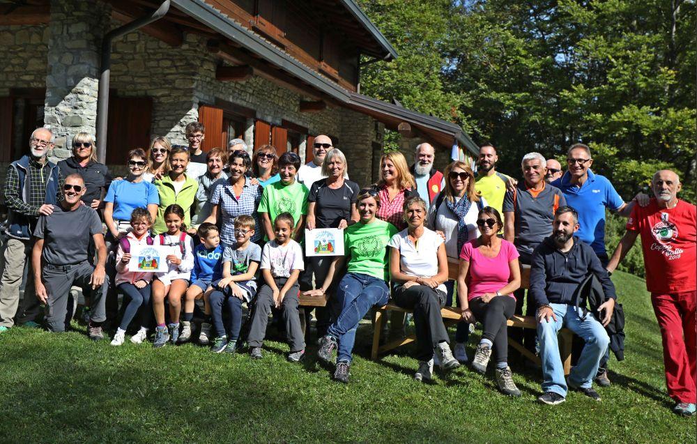 Gli studenti del Marconi di Tortona col Cai in Val Curone