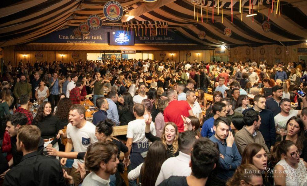 Non è bastata l'alluvione a fermare il successo del primo Oktoberfest ad Alessandria