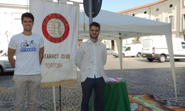 Ambientalisti a Tortona quasi spariti, si salvano i giovani del Rotaract, ma è poco