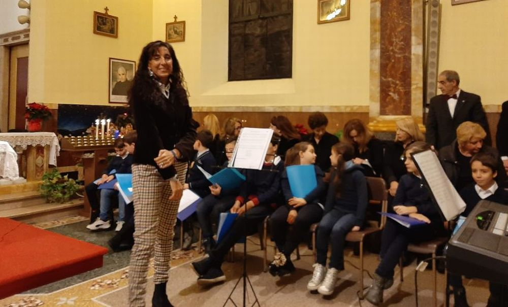 Doppio concerto a Tortona dell'Accademia Musicale San Matteo diretta da Daniela Menditto