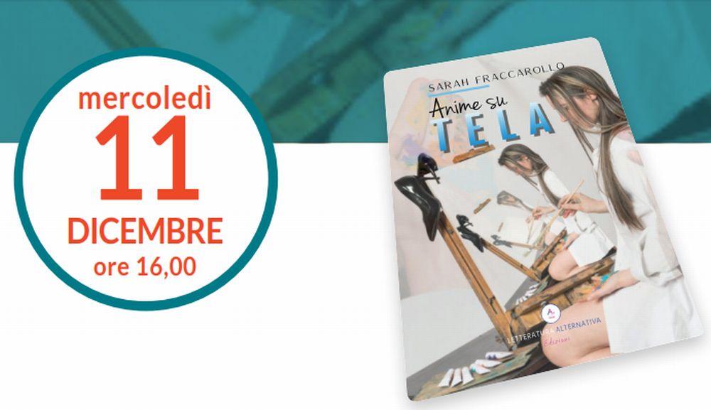 """All'ospedale di Alessandria si presenta il libro """"Anime si tela"""""""