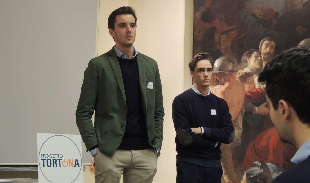 """Cinque idee dei giovani di """"Progetto Tortona"""" per migliorare la città. Ecco quali"""
