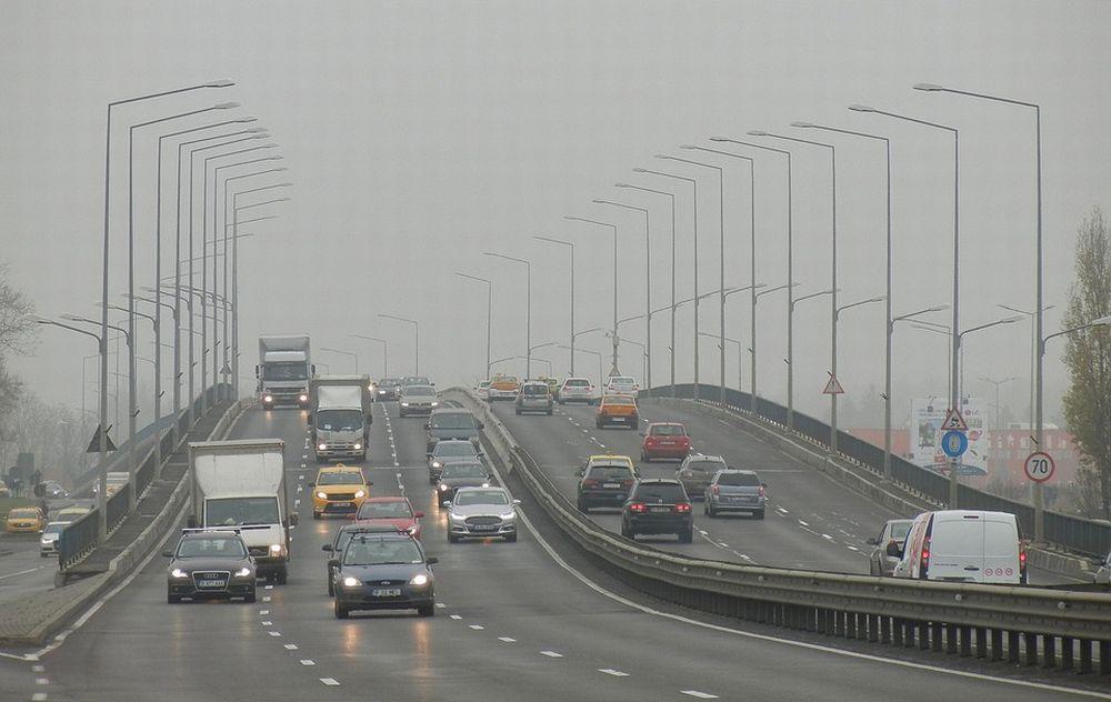 Troppo smog ad Alessandria, da domani scatta il livello 1 di allarme con le prime limitazioni
