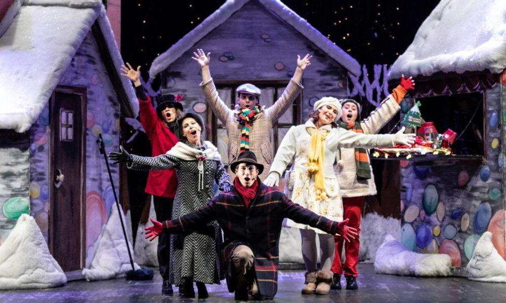 Lunedì Babbo Natale arriva a Tortona con un musical per genitori e figli da non perdere. Ancora pochi  biglietti