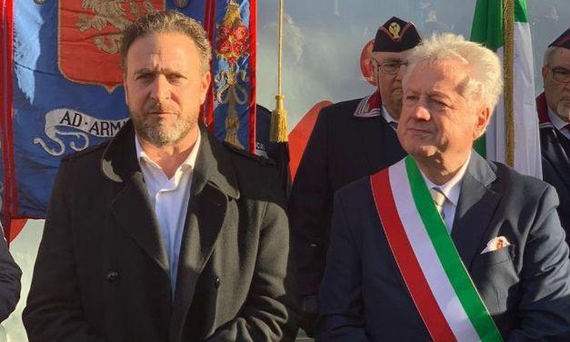 Alessandro Piana a Ventimiglia ricorda Falcone e Borsellino