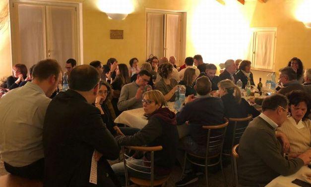 Le immagini della Cena d'Inverno dell'Accademia Musicale San Matteo