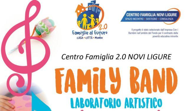 Sabato a Novi Ligure un laboratorio creativo per i bambini