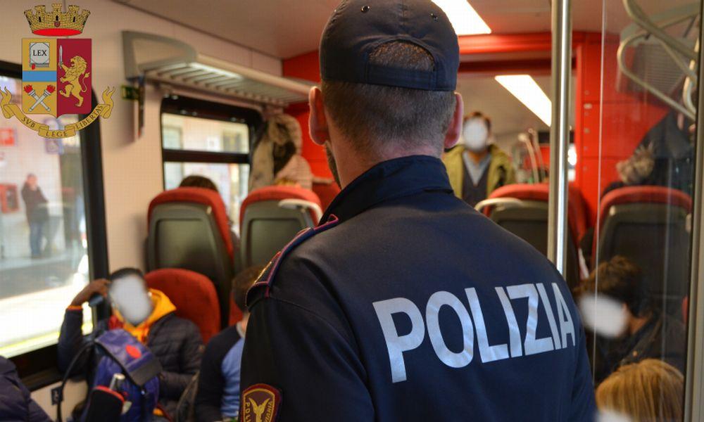 La Polizia ferroviaria di Novi Ligure e Alessandria blocca due stranieri e…