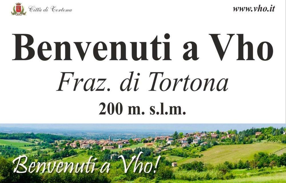 Il Comune installa cartelli di benvenuto nelle frazioni di Tortona con belle immagini di richiamo turistico