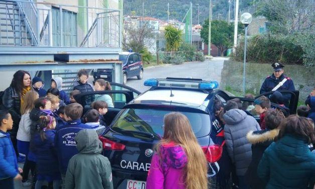 A Badalucco incontro sul tema della legalità tra i Carabinieri e gli alunni delle scuole medie