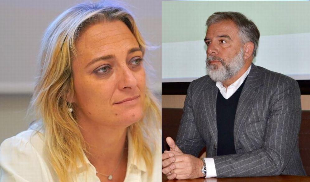 Cristina Bargero e Gianluca  Bardone coordinatori provinciali di Italia Viva