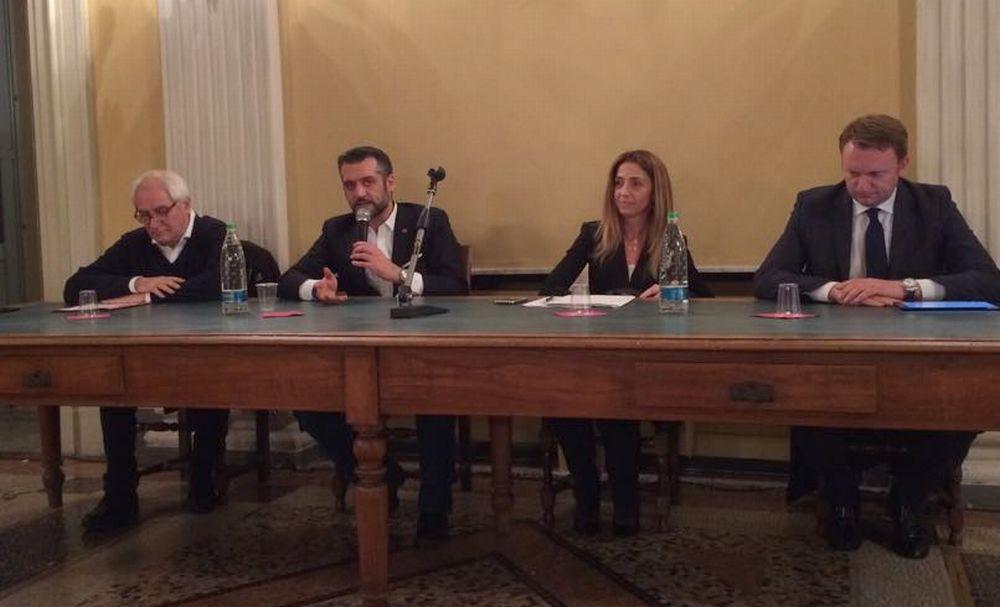 L'assessore regionale al lavoro Elena Chiorino arriva a Tortona e non risparmia nessuno