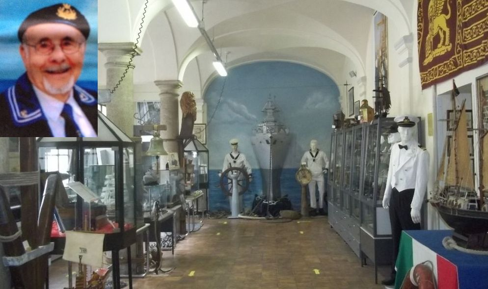 A Tortona è morto Ugo Ferrari fondatore dell'Associazione Marinai e padre di Adelio, presidente provinciale degli artigiani