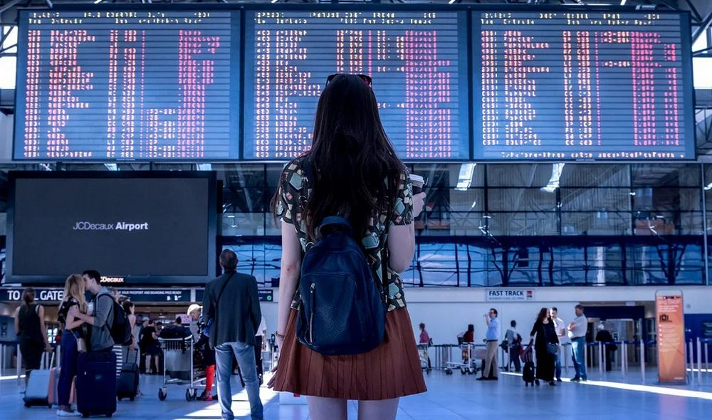 I viaggi sono in cima alla classifica dei desideri per questo 2020 si posizionano al 1° posto tra i progetti da realizzare