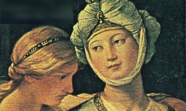 Personaggi Alessandrini: l'eroina Beatrice di Tenda