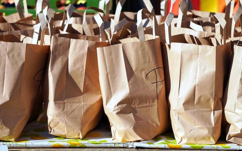 A San Bartolomeo al mare riprende la distribuzione di generi alimentari