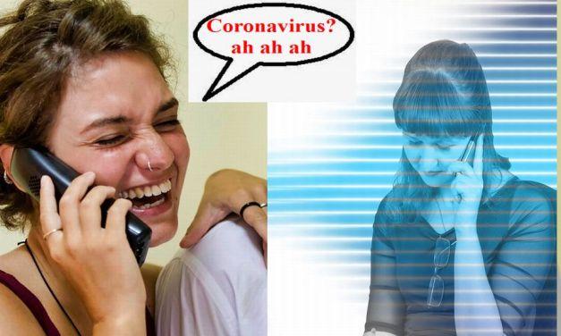 Ai tempi del Coronavirus, c'è chi va al supermercato e compra cibi per una cena con amici!