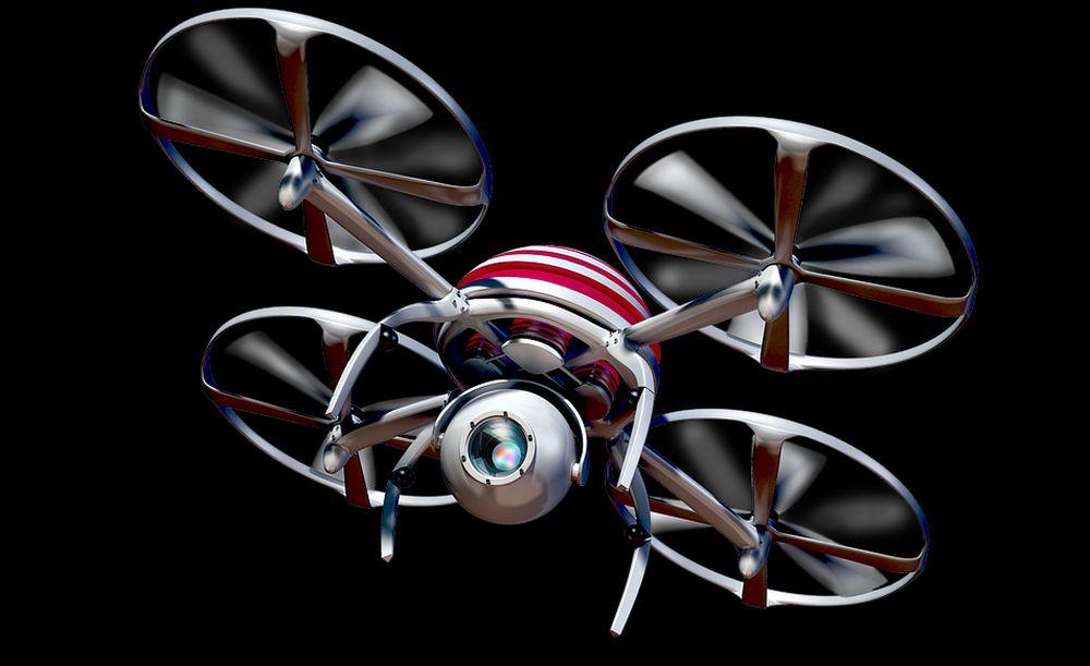 Ad Alessandria usati anche i droni per il controllo del territorio