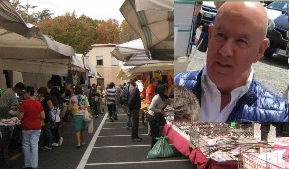 E' morto Osvaldo Caruso, ambulante al mercato di Tortona. Ennesima vittima di questa grave emergenza virus
