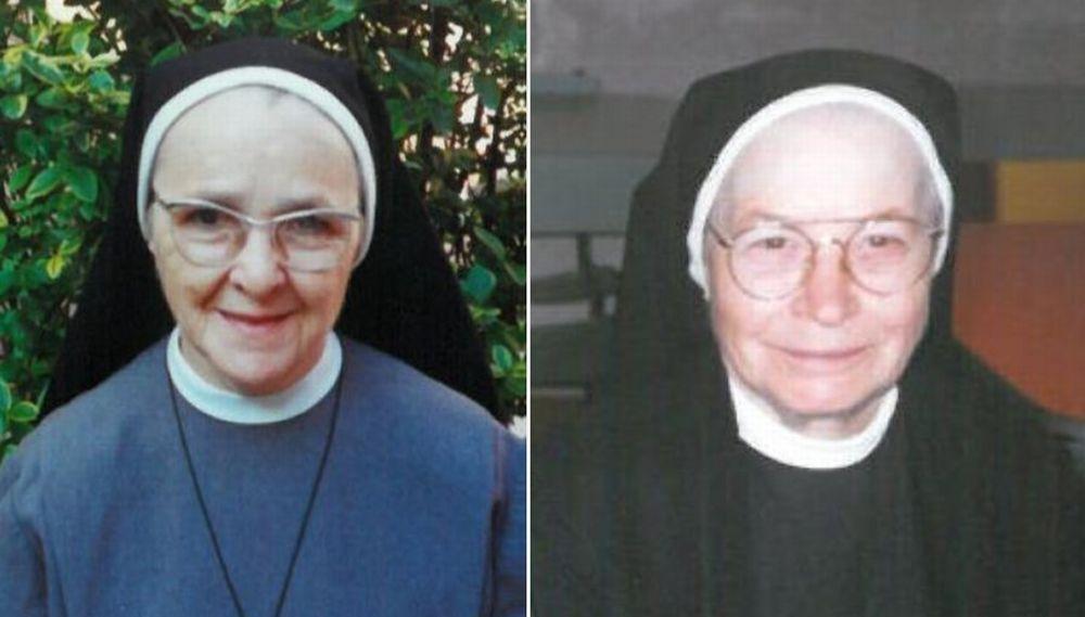 Altre due suore morte a Tortona: Suor Maria Filomena (Rosaria Licitra) e Maria Ulisia (Evelina Felici)
