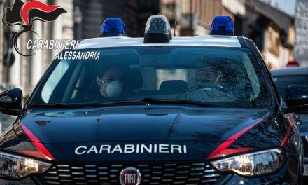 Ad Alessandria due donne denunciate per furto, a San salvatore un uomo per truffa