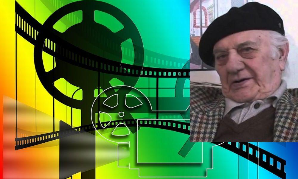Lo sceneggiatore Carlo Leva col Lions Club di Pozzolo Formigaro