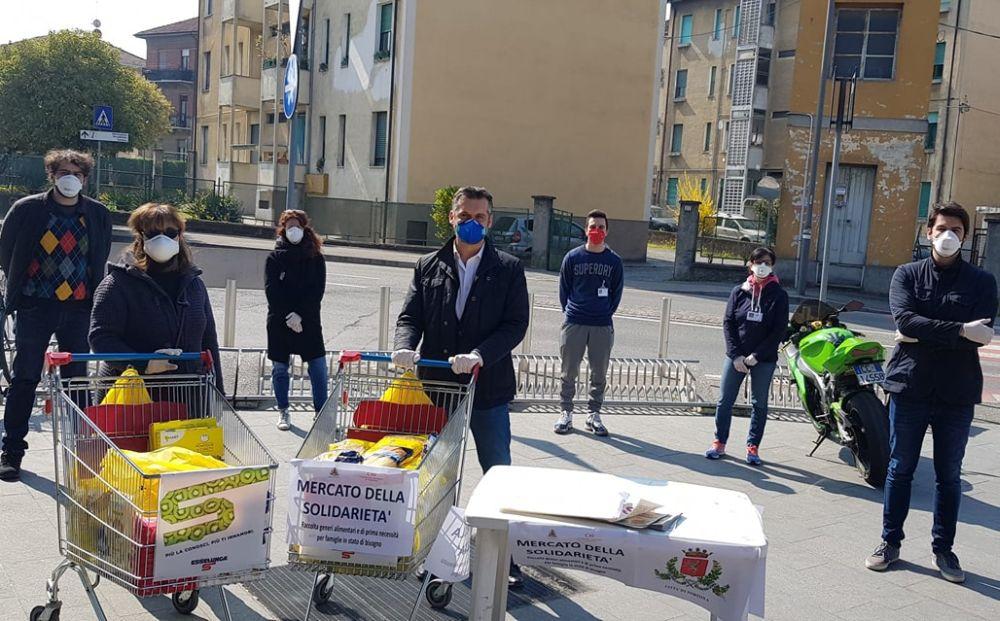 Sabato a Tortona prosegue la Raccolta Alimentare per i bisognosi presso i maggiori supermercati