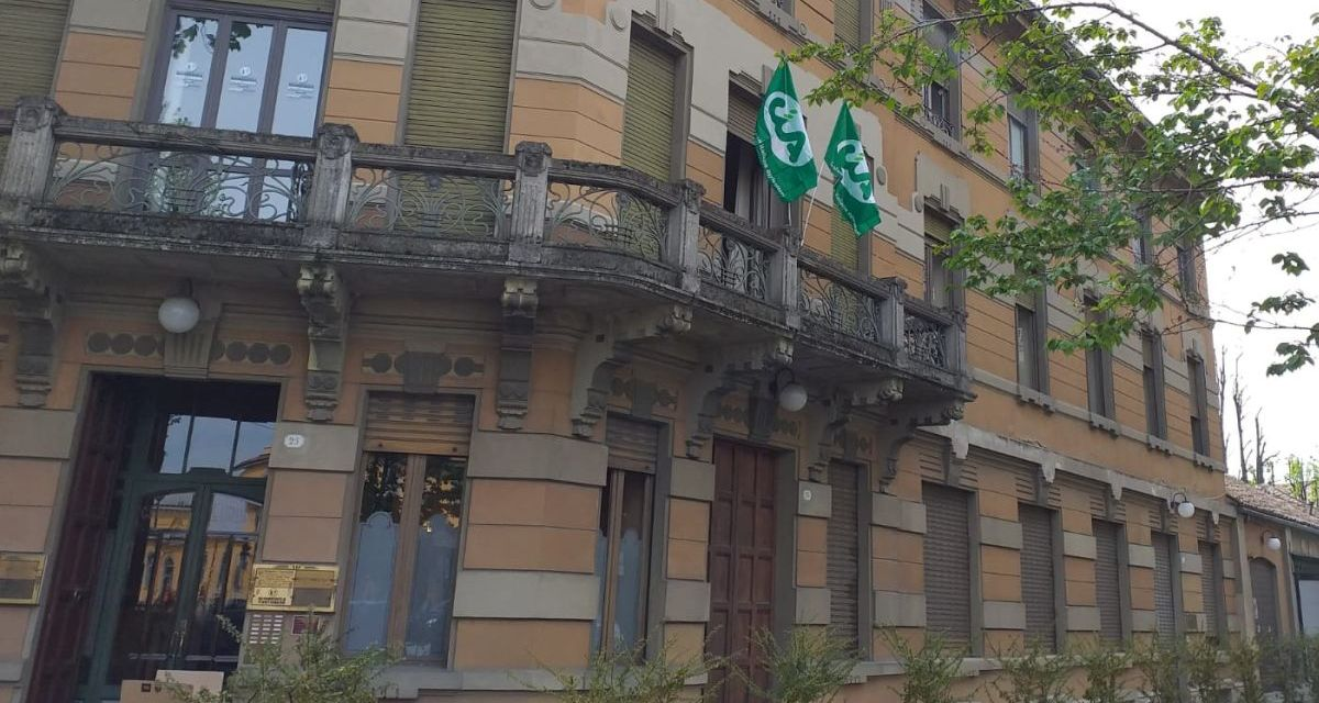 La Cia di Tortona ha una nuova sede in corso della Repubblica
