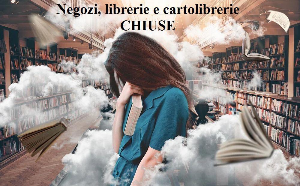 Cirio blocca Conte e firma un'ordinanza dove librerie e negozi stanno tutti chiusi fino al 3 maggio