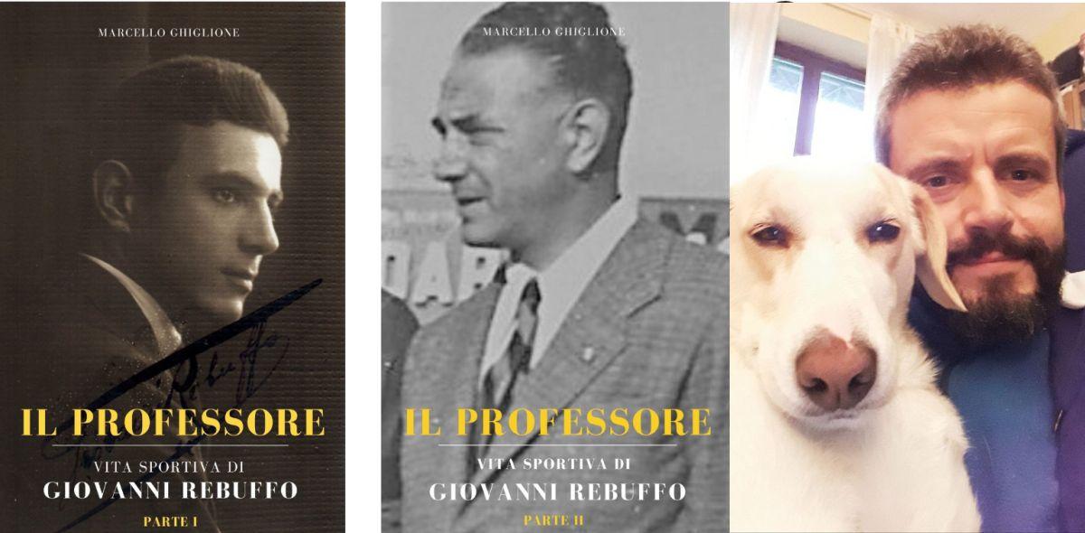Novi Ligure, l'ultimo libro di Marcello Ghiglione è dedicato a un calciatore del Derthona. L'intervista di Maurizio Priano