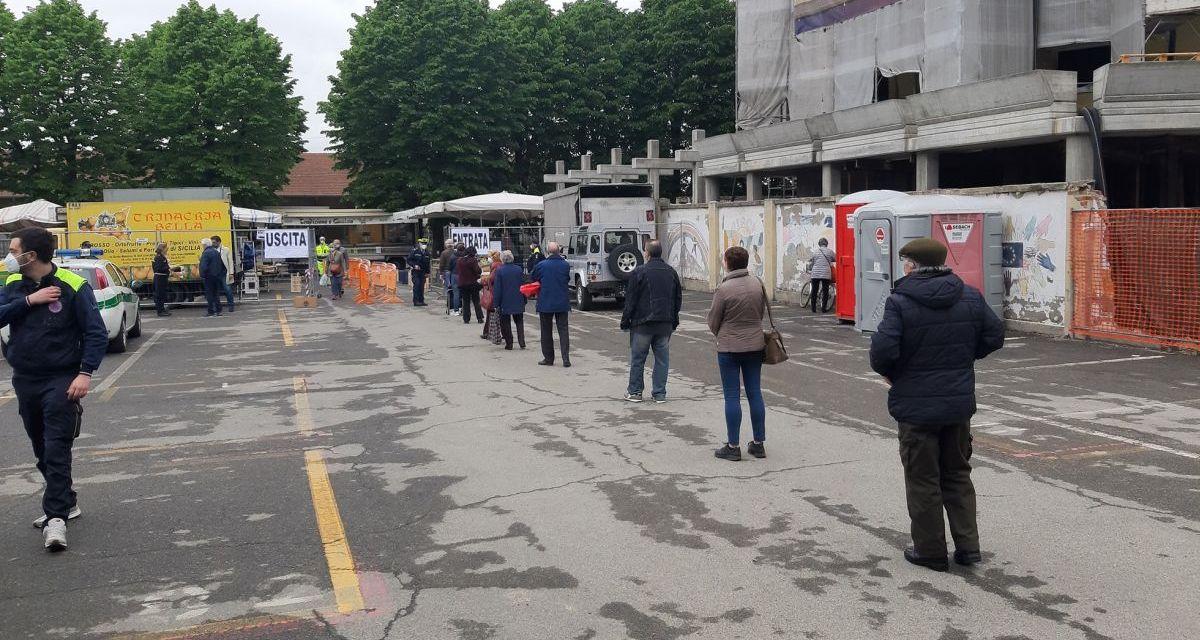 A Tortona ha riaperto il mercato ma alcuni prezzi sono astronomici. La protesta dei lettori