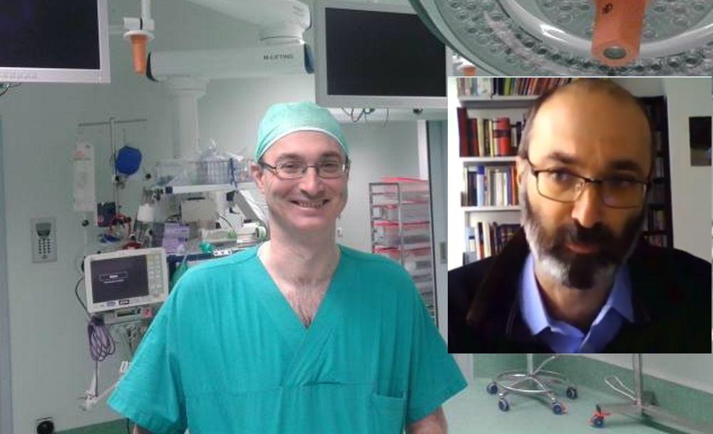 Un medico tortonese in prima linea all'ospedale di Bergamo, al centro del contagio: è Stefano Magnone. La storia/9